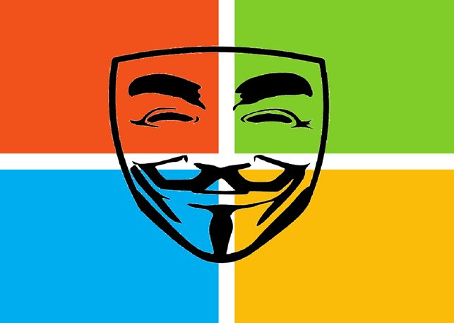 Microsoft Anonymous