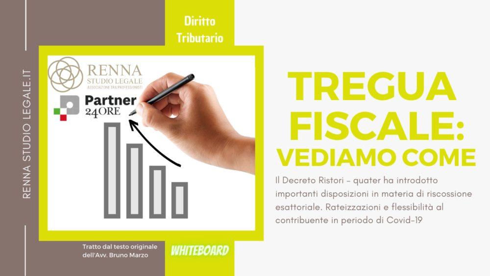 Tregua fiscale Decreto Ristori Quater