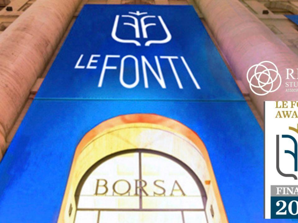 Finalisti Le Fonti Awards 2021