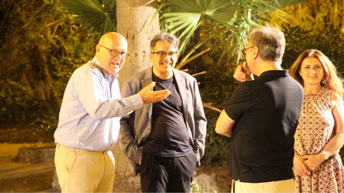 Sergio Rizzo a colloquio con Vincenzo Candido Renna